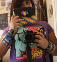 Me and mah Kandi purse by xXAnnieLollipopXx