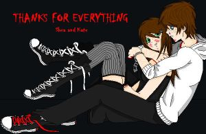 Thanks for everything by shea-dp