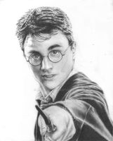 Harry Potter by mauricio17