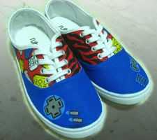 Lego shoe by parin81270024