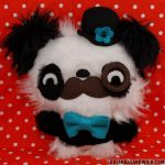 Gentleman Panda by loveandasandwich
