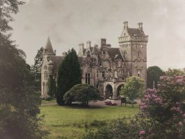 Overtoun House by martinemes