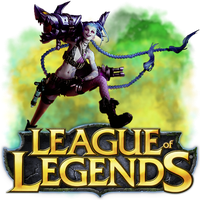 League of Legends by POOTERMAN