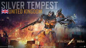 Pacific Rim: Silver Tempest [UK] by chioky