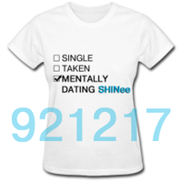 DATING SHINee Shirt by 921217