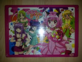 Strawberry Bell - Puzzle by x-steffi-x