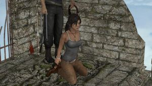 TR 2013 How to secure Lara 06 by honkus2
