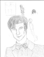Doctor Sketch by PsychoBabble192