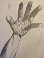 HAnd (in process) by Caliborn4life
