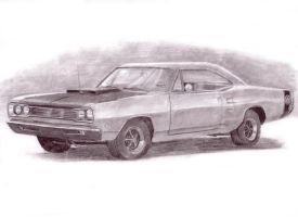 Muscle Car by LindseyTaylor