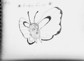 Butterfree by DOaks7