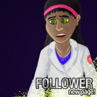 Follower page 22 by bugbyte
