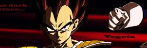 Vegeta banner 4 by Amersss