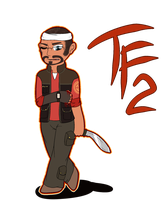 TF2 stuff yea [Commission] by LastbutnotAlise