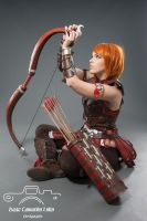 Dragon Age: Origins - Leliana by Lesciel