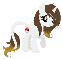 My Real Ponysona by iVui