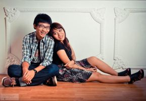 couple photosession LOMOTO 5 by ArtRats