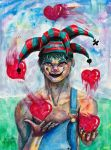 Juggler Hearts by Sasha-Drug