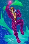Star Sapphire - Male by Boy-Meets-Hero