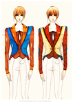 female Tailored Jacket by j-b0x