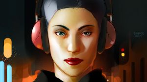 headphone2 by Balaskas