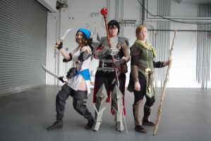 Kirkwall's Angels by Nerdpowers