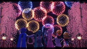 [MMD] WELCOME 2017! by ThunderBuddy21