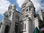 Sacre-Coeur side shot by LuC15