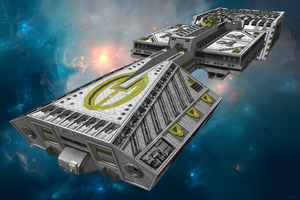 Traveller - Plankwell-class Dreadnought (v1.1) by Shadowstate