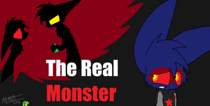 Whos the monster by lpffpf