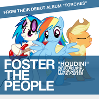 Foster the People - Houdini (RD / AJ / Vinyl) by AdrianImpalaMata