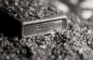 Zippo Stone Look. by DominikJPhotography