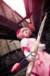MADOKA_the archer by hybridre
