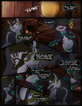 Debochira - Comic page Commission by Kairi292