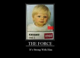 Demotivational Poster Force by Fenrira