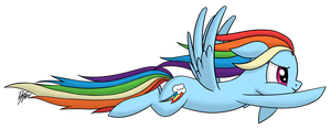 Hightail by DodgeThunderstorm