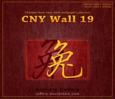 CNY Wall 19 by Caffery