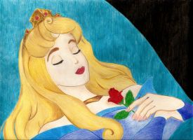 Sleeping Beauty by melissa-nuuk