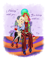I'm Your Sweetheart by ArtbyMaryC