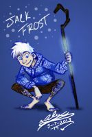 Jack Frost by WickedGhoul
