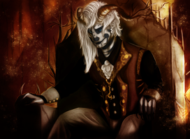 Prince of Corpses by Captain-Ves