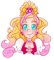 Another Flora by PrettyWitchDoremi