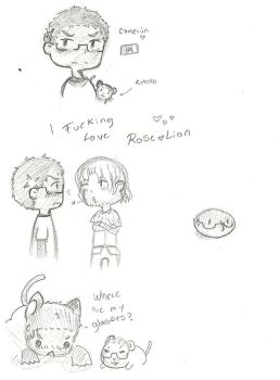 Cameroon Doodles by Ravenlampernium