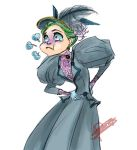 Victorian corset and air by oasiswinds
