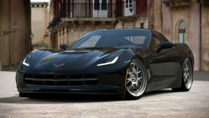 2014 Chevrolet Corvette Stingray (C7) (GT6) by Vertualissimo