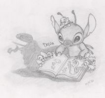 Stitch by dgippi4