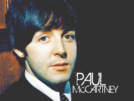 Paul McCartney by RockNRoll-Suicide