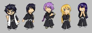 Complete: OSPEG team by Cairy