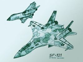 SF-121 by TheXHS