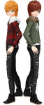 MMD Which option should I choose and why by xinshin